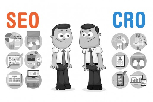 seo vs cro houston